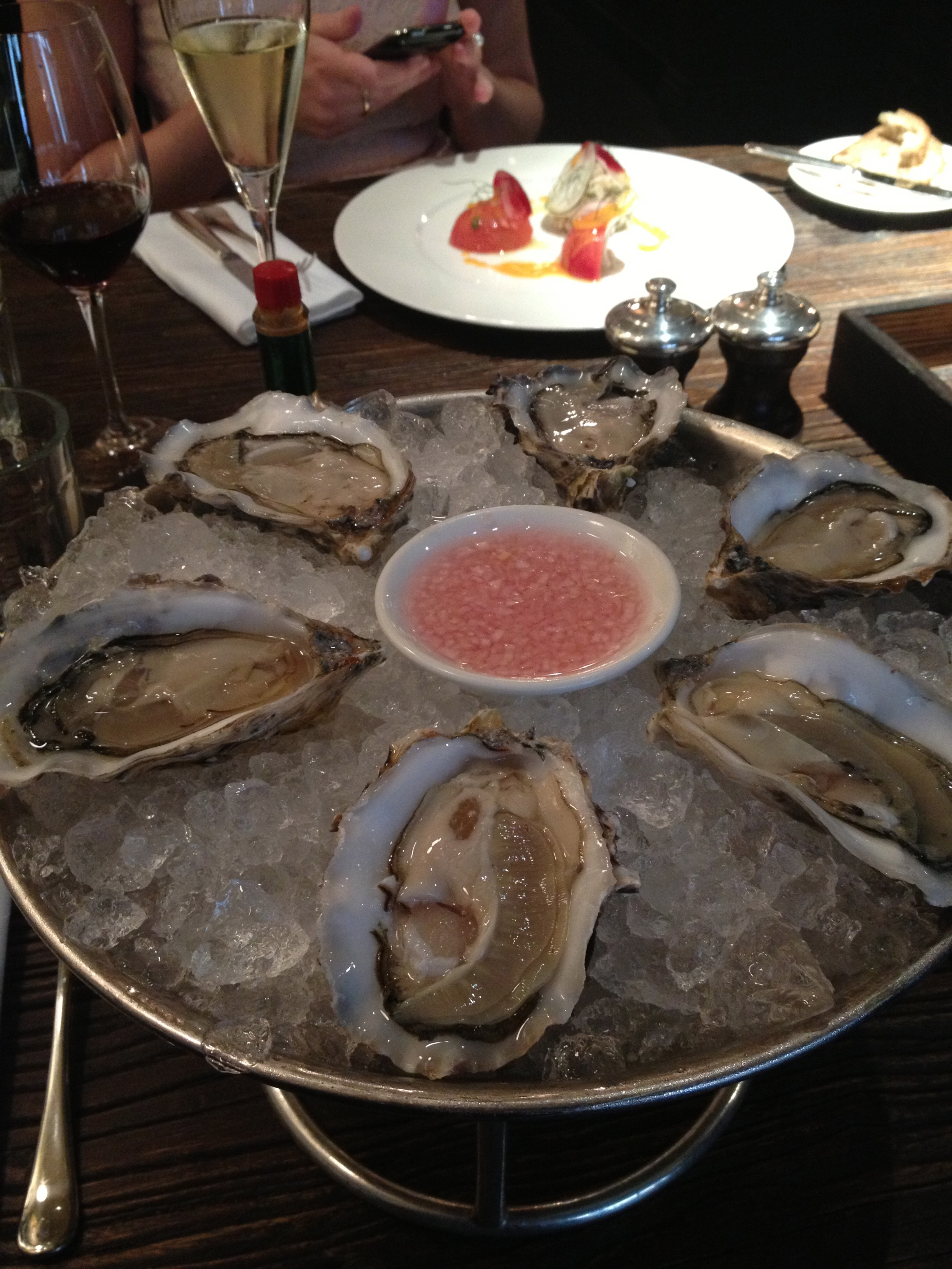 Little Social: Oysters
